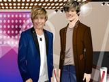 Zac Efron si Lucas Till